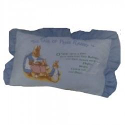 0/3 baby Peter Rabbit Pillow Case - Blue