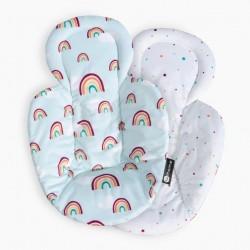 4moms mamaRoo4 Newborn Insert - Little Rainbow