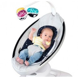 4moms mamaRoo4 Newborn Insert - Little Lunar (Limited Edition)
