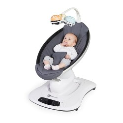4moms mamaRoo 4.0 - Dark Grey Cool Mesh