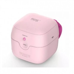 59S UVC LED Pacifier Sterilizer - Pink