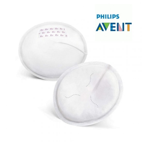 Avent Disposable Breast Pads - 60 pcs