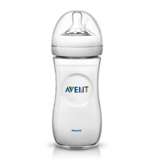 Philips Avent Natural Baby Bottle (PP)  - 330 ml