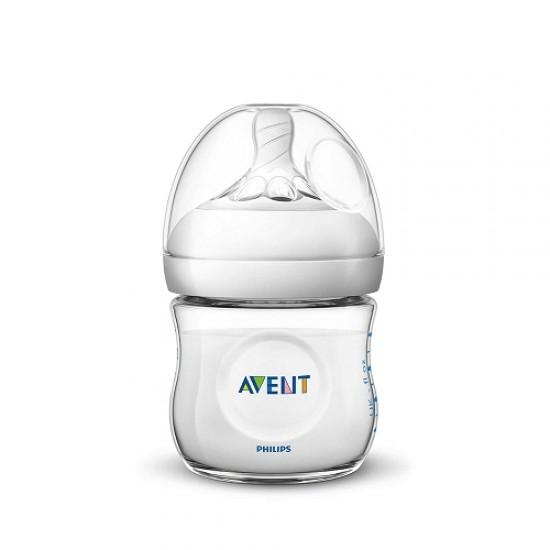 Philips Avent Natural Baby Bottle (PP)  - 125 ml