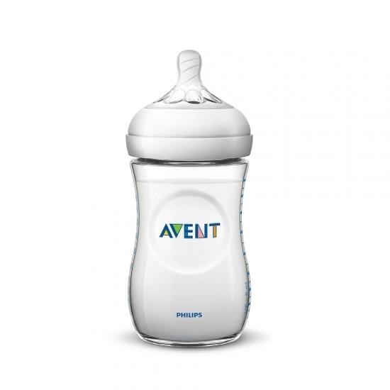 Philips Avent Natural Baby Bottle (PP)  - 260 ml