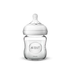 Avent Natural Glass bottle 125 ml