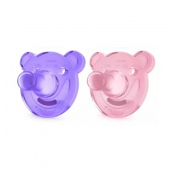 Avent 0-3m Soothie Shapes pacifier
