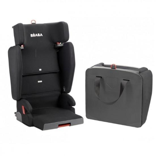 Beaba Purseat'Fix Group 2&3 Foldable Child Car Seat isofix - Black