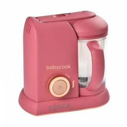 Beaba Babycook Solo - Litchee Red