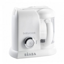 Beaba Babycook Solo - White Silver
