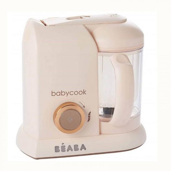 Beaba Babycook Solo Gift Set - Rose Gold