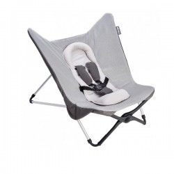 Beaba Evolutive Compact Baby Seat II Heather grey