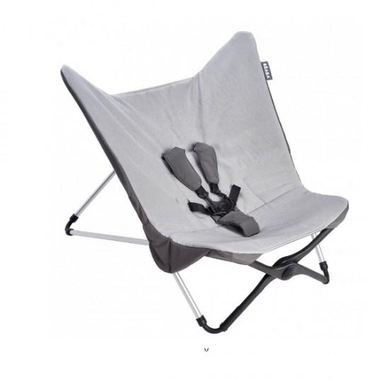 Beaba Evolutive Compact Baby Seat II Heather grey