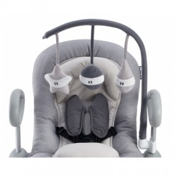 Beaba Play Arch for Up&Down Bouncer - Grey