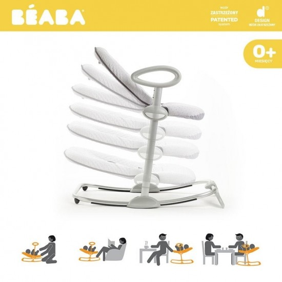 Beaba Up&Down Bouncer III Blue SAILOR