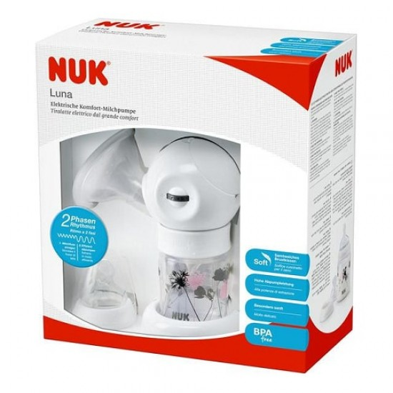 Nuk Luna electric Milk Breast Bump