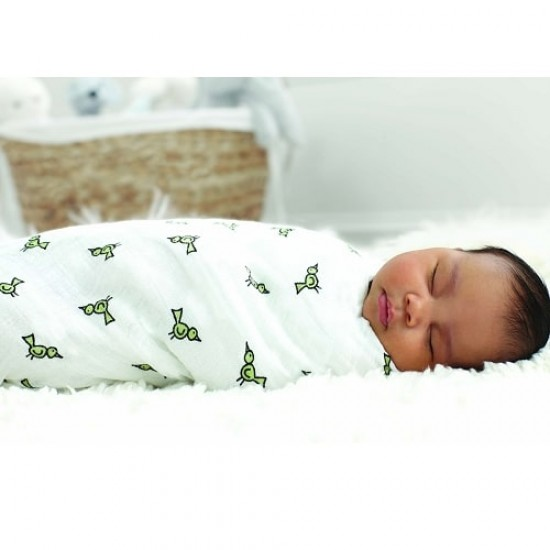 Aden+Anais classic swaddle set 4 pcs - Jungle Jam