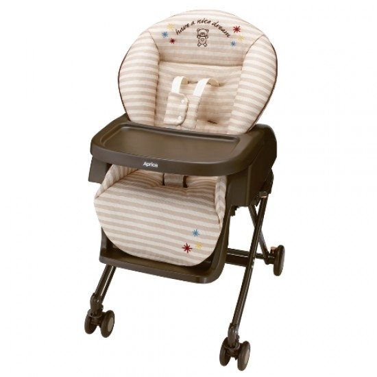 Aprica YuraLism STD High Low Bed & Chair - BE