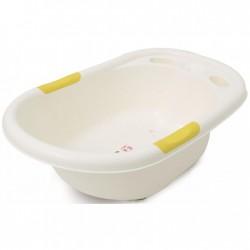 Aprica temperature-sensing bath tub