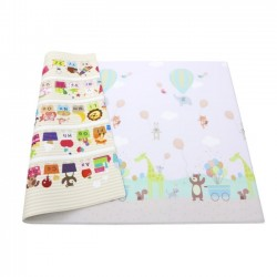 Baby Care Playmat ( Medium Size) - Hot Air Ballon (SP-M-12035)