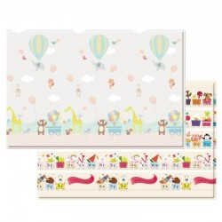 Baby Care Playmat ( Medium Size) - Hot Air Ballon (SP-M-12035)