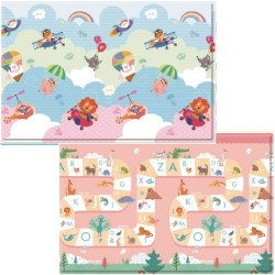 Baby Care Playmat ( Medium Size) - I Love Sky (SP-M-12030)