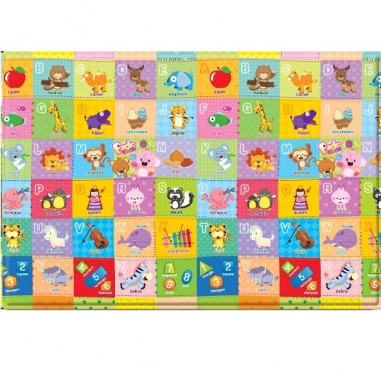 Baby Care Playmat ( Medium Size) - Pingko Friends  (SP-M-12001)