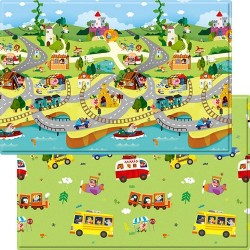 Baby Care Playmat ( Small Size) - Story World (SP-MS-12002)