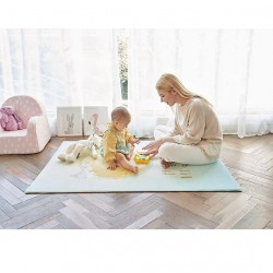 Baby Care Milestone Playmat Mat - Moon (CFEL-S08-014)