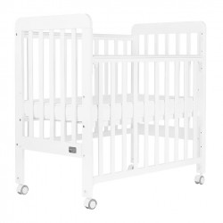 """Baby Star Melio Baby Cot,  White - 38 x 22.8"""""""