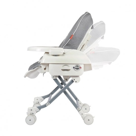Baby Star Emoji Hi-Lo Swing High Chair