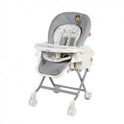 Baby Star Emoji Hi-Lo Swing High Chair