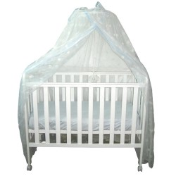 Baby Star Baby Cot Mosquito Shield