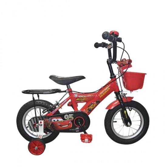 """Cars 12"""" Air Tyre Bike"""