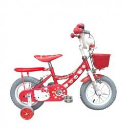 """Hello Kitty 12"""" Air Tyre Bike"""