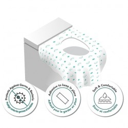 Baby Works Disposable Potty Covers (29001) - 10 pcs