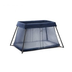 Babybjorn Travel Cot Light - Dark Blue