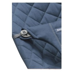 Babybjorn Bouncer Bliss Cotton - Midnight Blue