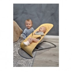 Babybjorn Bouncer Bliss Cotton - Light Yellow