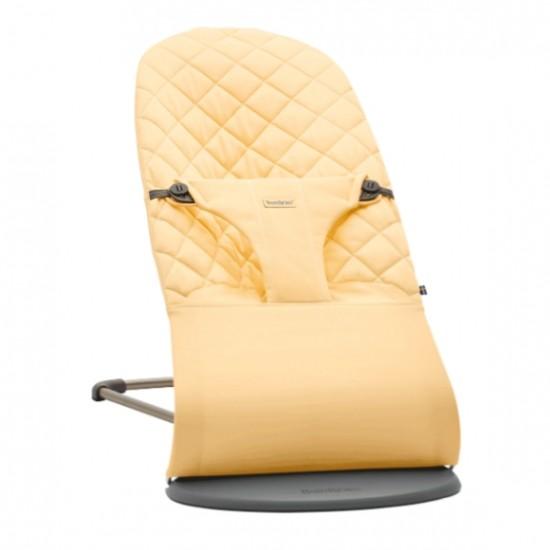 Babybjorn Bouncer Bliss Cotton - Light Yellow