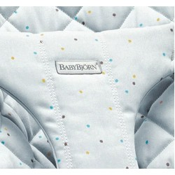 Babybjorn Bouncer Bliss Cotton - Blue / Sprinkles