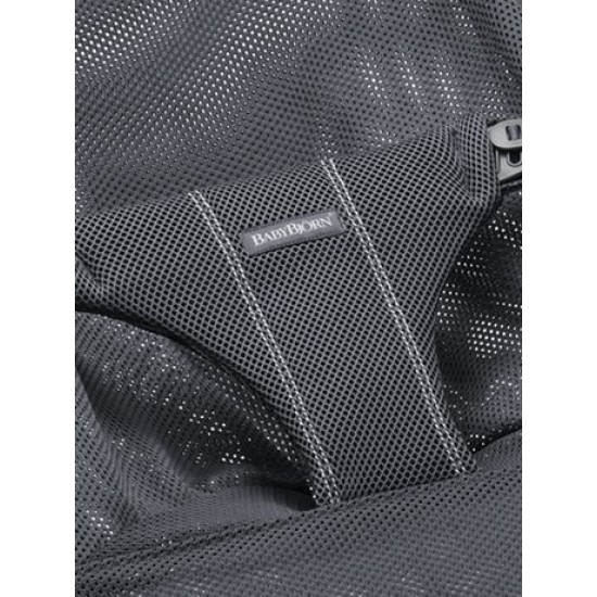 Babybjorn Extra Fabric Seat for Bouncer Bliss - Anthracite Mesh