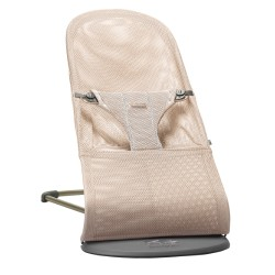 Babybjorn Bouncer Bliss Mesh - Pearly Pink