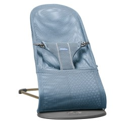 Babybjorn Bouncer Bliss Mesh - Slate Blue