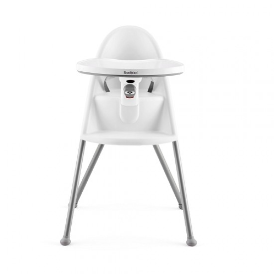 Babybjorn High Chair - White / Grey