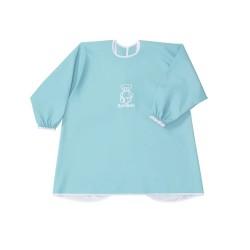 Babybjorn Long Sleeve Bib - Turquoise