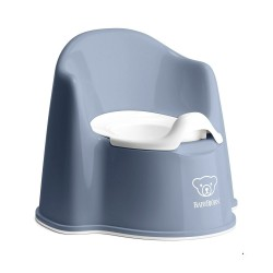 Babybjorn Potty Chair - Deep Blue