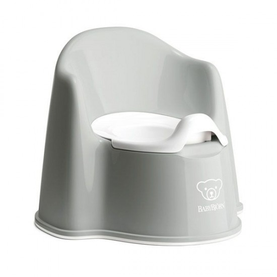 Babybjorn Potty Chair - Grey