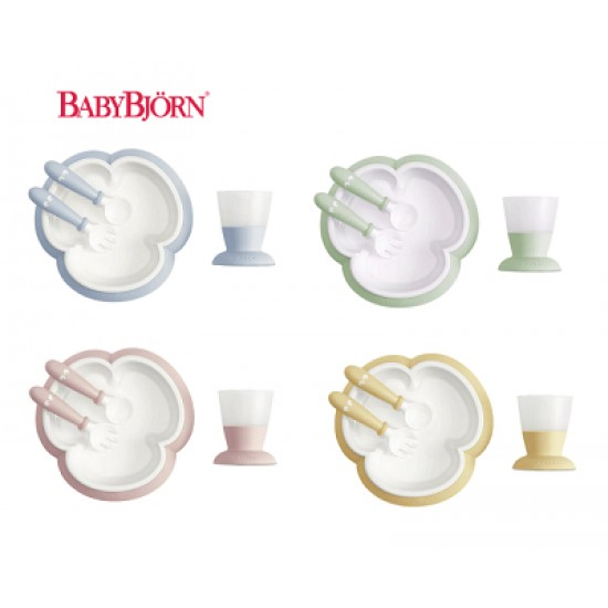 Babybjorn Baby Feeding Set