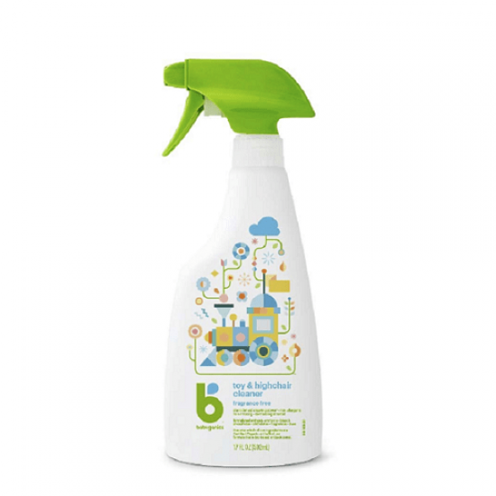 Babyganics Toy & Highchair Cleaner 502 ml - Fragrance Free